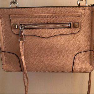 Rebecca Minkoff Genuine Leather Crossbody Handbag